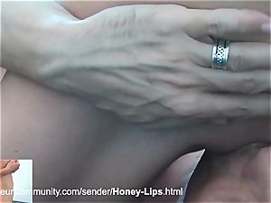 cool babe gets torn up in her mischievous slots