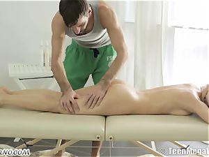 Unique Russian massage with penetration