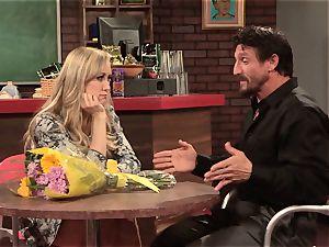 marvelous wife Brandi love gets her spouse back
