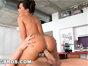 BANGBROS - Deep ass-fuck rubdown for #1 pornstar Lisa Ann