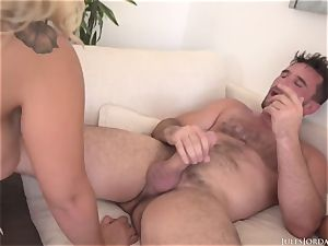 two immense donk wild tennis players Assh Lee and Morgan Lee get deeper assfucked