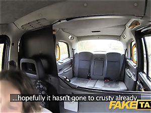 fake cab Backseat exhilarates for cab drivers