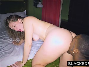 BLACKEDRAW girlfriend cheats with the thickest manstick she's EVER seen
