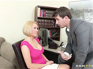 Krissy Lynn ravaged by her naughty shrink