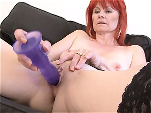 Mature woman interracial xxx puss poked gulps