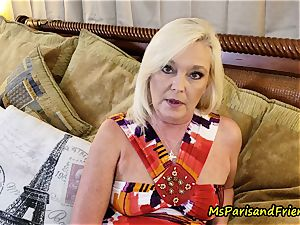 Ms Paris and Her Taboo Tales