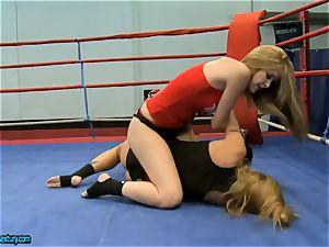 gal Wrestlers Compilation