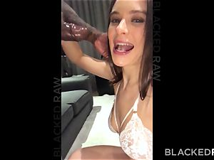 BLACKEDRAW cuckold wife finds big black cock on vacation