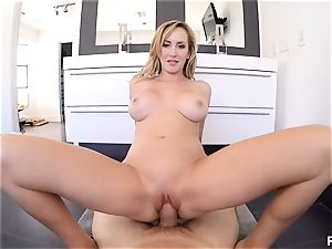 point of view fashion cooter tearing up cute cougar Brett Rossi