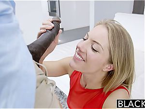 BLACKED Candice Dare bootie pulverized by huge dark-hued man-meat