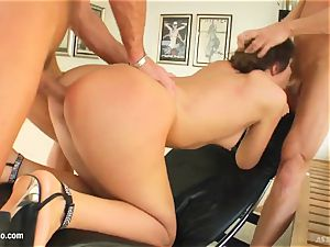 gonzo fucky-fucky with Gabriella May - harsh gonzo ass fucking bang-out