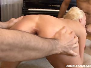 Dolly Spice double ass-fuck