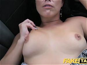 faux taxi lil' bit of ass licking and ass fucking fucky-fucky