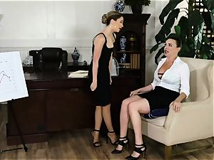 vagina profits are through the roof with Jane Wilde and milf Dana DeArmond