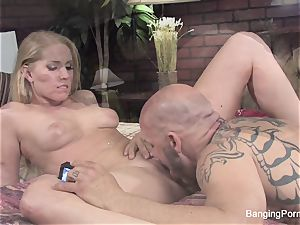 Vanessa's rock hard point of view pounding